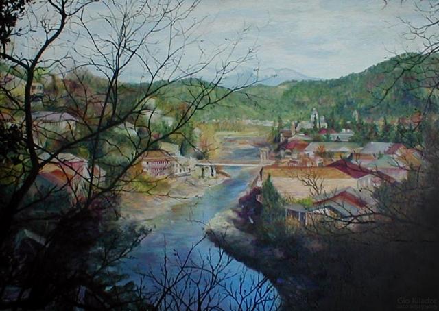 A View Of Kutaisi, 2002